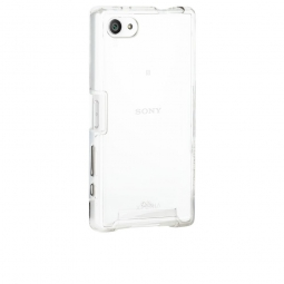 CASE MATE TOUGH NAKED XPERIA Z5 COMPACT CLEAR/CLEAR