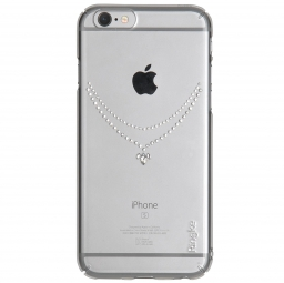 RINGKE SLIM NOBLE IPHONE 6/6S (4.7) NECKLACE/CRYSTAL