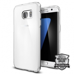 SPIGEN SGP ULTRA HYBRID GALAXY S7 EDGE CRYSTAL CLEAR