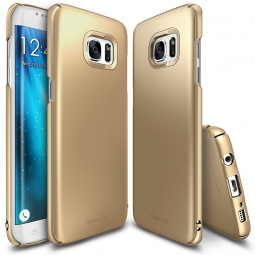 RINGKE SLIM GALAXY S7 EDGE ROYAL GOLD
