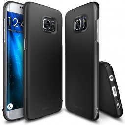 RINGKE SLIM GALAXY S7 EDGE SF BLACK