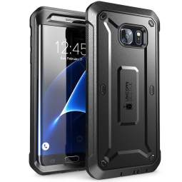 SUPCASE UNICORN BEETLE PRO GALAXY S7 EDGE BLACK