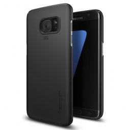 SPIGEN SGP THIN FIT GALAXY S7 EDGE BLACK