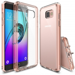 RINGKE FUSION GALAXY A3 2016 ROSE GOLD