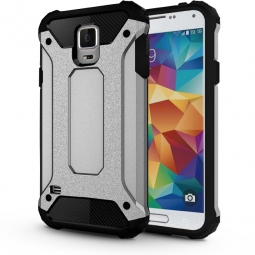 TECH-PROTECT FUTURE ARMOR GALAXY S5 SILVER