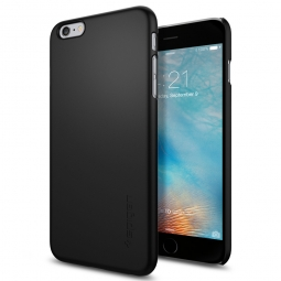 SPIGEN THIN FIT IPHONE 6/6S PLUS (5.5) BLACK