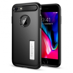 SPIGEN SLIM ARMOR IPHONE 7/8 BLACK