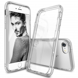RINGKE FRAME IPHONE 7 ICE SILVER