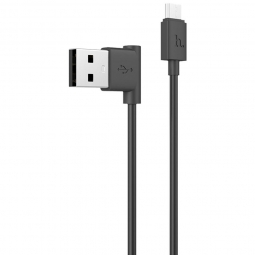 HOCO MICRO-USB CABLE 120CM BLACK