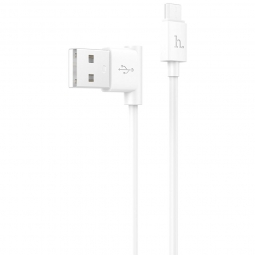 HOCO MICRO-USB CABLE 120CM WHITE