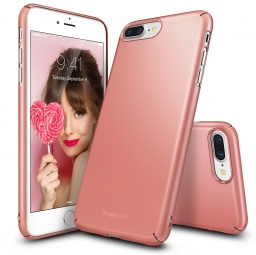 RINGKE SLIM IPHONE 7/8 PLUS ROSE GOLD