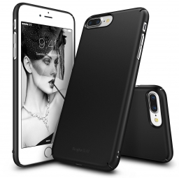 RINGKE SLIM IPHONE 7/8 PLUS BLACK