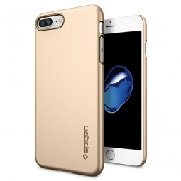 SPIGEN THIN FIT IPHONE 7/8 PLUS CHAMPAGNE GOLD