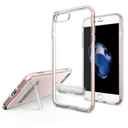 SPIGEN CRYSTAL HYBRID IPHONE 7/8 PLUS ROSE GOLD