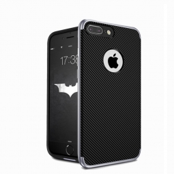 UCASE CARBON FRAME IPHONE 7/8 PLUS SILVER