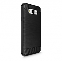 TECH-PROTECT TPUCARBON GALAXY J7 2015 BLACK