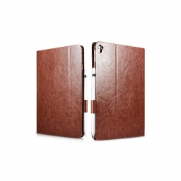 ICARER XOOMZ VINTAGE IPAD PRO 9.7 DARK BROWN