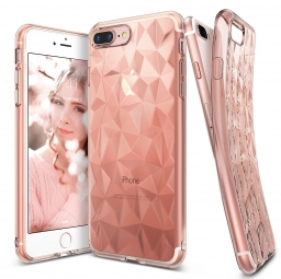 RINGKE PRISM AIR IPHONE 7/8 PLUS ROSE GOLD