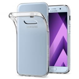 SPIGEN SGP LIQUID CRYSTAL GALAXY A3 2017 CRYSTAL CLEAR