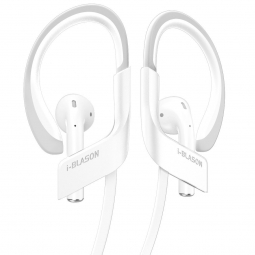 SUPCASE IBLSN AIRPODS STRAP WHITE