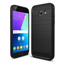 TECH-PROTECT TPUCARBON GALAXY A3 2017 BLACK