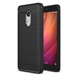 TECH-PROTECT TPUCARBON XIAOMI REDMI NOTE 4/4X BLACK