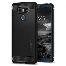 SPIGEN RUGGED ARMOR LG G6 BLACK