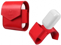 DUXDUCIS AIRPODS CASE RED