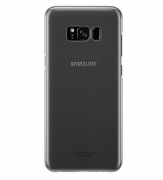 SAMSUNG CLEAR COVER GALAXY S8+ PLUS BLACK