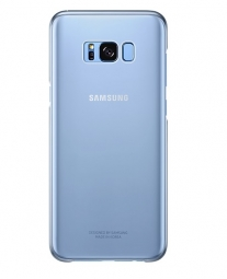 SAMSUNG CLEAR COVER GALAXY S8+ PLUS BLUE