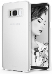 RINGKE SLIM GALAXY S8+ PLUS FROST WHITE