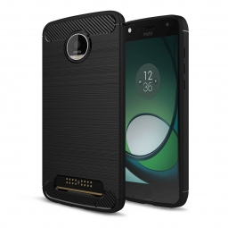 TECH-PROTECT TPUCARBON LENOVO MOTO Z PLAY BLACK