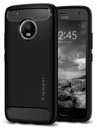 SPIGEN SGP RUGGED ARMOR LENOVO MOTO G5 PLUS BLACK