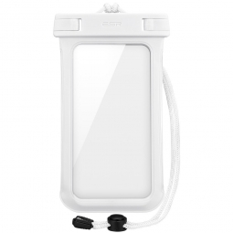 ESR UNIVERSAL WATERPROOF CASE WHITE