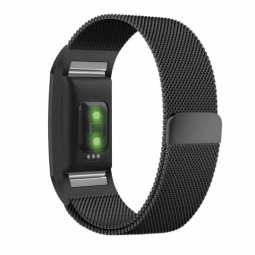 TECH-PROTECT MILANESEBAND FITBIT CHARGE 2 BLACK