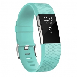 TECH-PROTECT SMOOTH FITBIT CHARGE 2 MINT GREEN