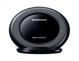 SAMSUNG WIRELESS CHARGER STAND BLACK