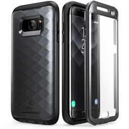 SUPCASE CLAYCO HERA GALAXY S7 EDGE BLACK
