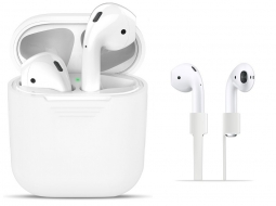 TECH-PROTECT SET AIRPODS WHITE