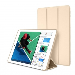 TECH-PROTECT SMARTCASE IPAD 9.7 2017/2018 GOLD