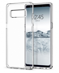 SPIGEN SGP LIQUID CRYSTAL GALAXY NOTE 8 CRYSTAL CLEAR