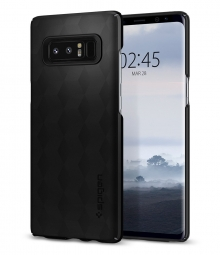 SPIGEN THIN FIT GALAXY NOTE 8 MATTE BLACK