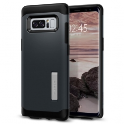 SPIGEN SLIM ARMOR GALAXY NOTE 8 METAL SLATE