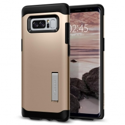 SPIGEN SLIM ARMOR GALAXY NOTE 8 CHAMPAGNE GOLD