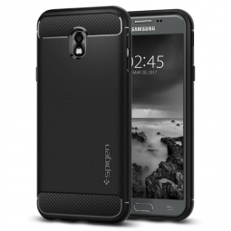 SPIGEN RUGGED ARMOR GALAXY J3 2017 BLACK