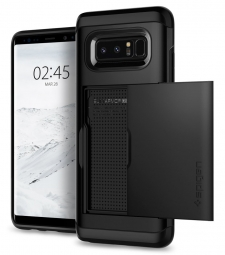 SPIGEN SLIM ARMOR CS GALAXY NOTE 8 BLACK