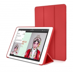TECH-PROTECT SMARTCASE IPAD PRO 10.5 RED