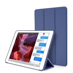 TECH-PROTECT SMARTCASE IPAD AIR 2 NAVY BLUE