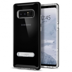 SPIGEN CRYSTAL HYBRID GALAXY NOTE 8 BLACK