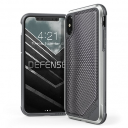 X-DORIA DEFENSE LUX IPHONE X/10 BALLISTIC NYLON